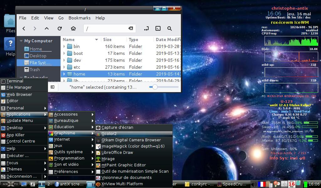 Nemo file manager - MX Linux Forum
